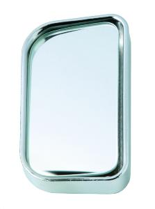MINI MIROIR CONVEXE CHROME ANGLES MORTS