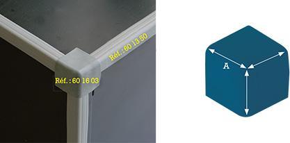 coins de protection contre les chocs. Black Bedroom Furniture Sets. Home Design Ideas